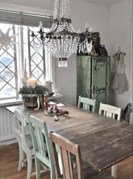 Beautiful Dining Room Tables Best 25 Shabby Chic Dining Ideas On Pinterest Dining Table With