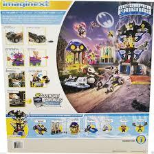 imaginext dc batcave deluxe 2 vehicles juguetes madrid