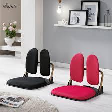 chaises rembourr es européenne chaise longue chaise salon meubles assis au sol réglable