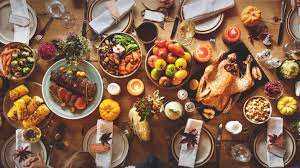 my year at five9 a year thanksgiving feast
