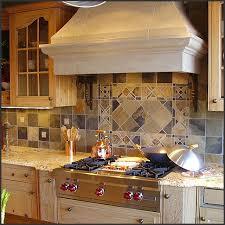 kitchen medallion backsplash kitchen tile backsplash design ideas