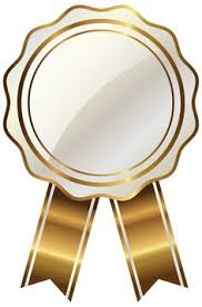gold ribbons gold medal with ribbon png clipart image web access world