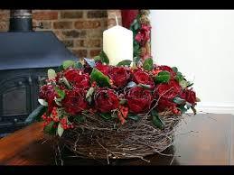 christmas floral arrangements christmas flower arrangements london