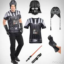Halloween Costumes Darth Vader Mens Darth Vader Costume Idea Men U0027s Halloween Costume Ideas