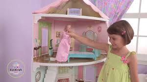 kidkraft corner dollhouse youtube