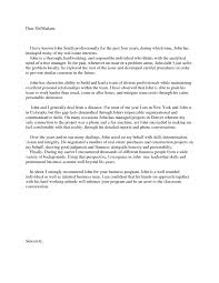 mba letter of recommendation format docoments ojazlink