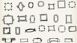 cool frame free download flowing borders ribbons webdesigner depot