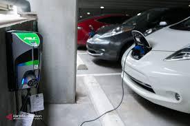electric vehicles charging stations hartsfield jackson atlanta international airport atl selects