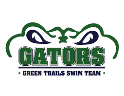 Swimming Logos Free by Home Green Trails Gators