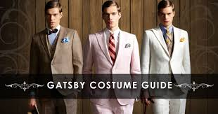 Gatsby Halloween Costumes Gatsby Costumes Ultimate Collection