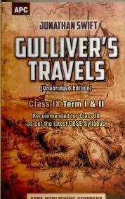 gulliver u0027s travles term 1 u0026 2 class 9 1st edition buy