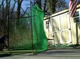 Backyard Golf Nets Best Golf Net Pop Up Rukket Video Dailymotion