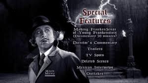 Young Frankenstein Blind Man Young Frankenstein Gene Wilder Teri Garr Madeline Kahn