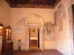 ingresso s file trastevere s benedetto in piscinula cappella ingresso