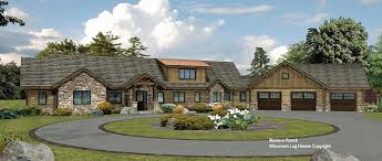 ranch log home floor plans montero ranch log home floor plan from wisconsin log homes