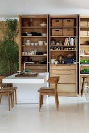 Japanese Style Kitchen Cabinets Shigeru Ban Has Teamed With Muji A Simple Products Provider With