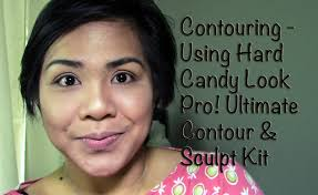contouring hard candy look pro ultimate contour and sculpt kit