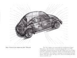 engine diagram vw beetle engine wiring diagrams instruction