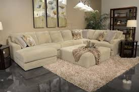 Oversized Floor L Sofa L Sofa Best Sectional Sofa Sectional Sofas With Recliners