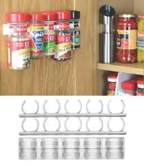 Over The Cabinet Spice Rack Spice Rack Ideas For The Kitchen And Pantry Buungi Com