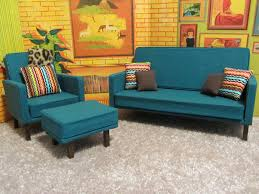 Teal Living Room Chair by 6 Of 7 Barbie Living Room Furniture Tutorial I Just Solv U2026 Flickr