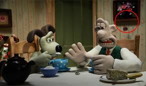 wallace gromit a matter of loaf and s nerdy spots and