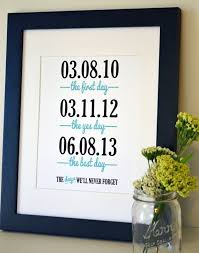 1st year anniversary gift ideas modern wedding anniversary gift ideas fo 7404 johnprice co