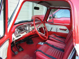 Ford Ranger Interior Parts 1965 Ford Ranger News Reviews Msrp Ratings With Amazing Images