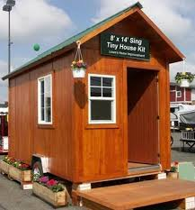 Lowes Outdoor Sheds by Lowe U0027s Tiny House Kits At Lowe U0027s Home Improvement Tiny House Blogs