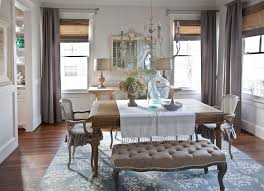 curtains for dining room ideas curtains for dining room awesome new the bali blinds intended