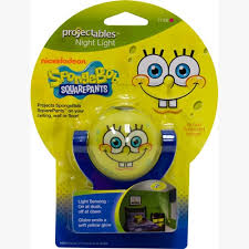night light that projects on ceiling jasco projectables led night light spongebob squarepants jasco