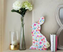 Paper Home Decor Home Decor Easter Mantle W Expandable Paper Pads U2014 Me U0026 My Big