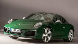 porsche british racing green the one millionth porsche 911 is exceedingly lovely