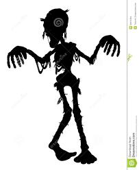 halloween silhouette clipart vector mummy halloween stock images image 34914404