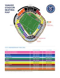 Citi Field Map Pricing U0026 Seat Map New York City Fc