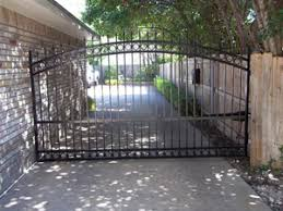 ornamental iron fence installation supplies and repairs ace