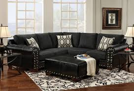 studded leather sectional sofa studded leather sectional sofa sectional sofa