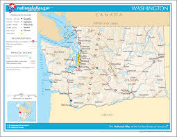 Bellingham Washington Map by File Map Of Washington Na Png Wikimedia Commons