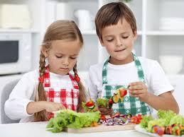 les enfants en cuisine en cuisine les enfants levif weekend be