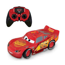 Lightning Mcqueen Rug Thinkway Toys Cars 3 Racing Hero Lightning Mcqueen Remote Control