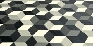 black and white checkered vinyl flooring sheet tag black and