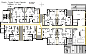 Center Hall Colonial Floor Plans Bunting Colorado Mesa University