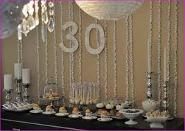 30th birthday party ideas 30th birthday party theme ideas for simple image gallery