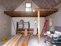 How To Build Garage Storage Loft by Delightful Loft Garage Garage Storage Loft Plans Sandraregev Com
