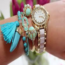 bangle bracelet watches images Jewels stacks stacked jewelry stacked bracelets chiffon chic jpg