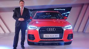 audi q3 tdi price audi q3 2015 edition launched for rs 28 99 lakh with minor changes