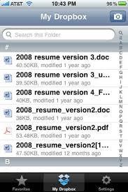 Resume Dropbox 3 New Must Have Apps For Iphone Zipcar Redlaser Dropbox Matt