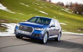 2018 audi sq7 tdi the most powerful of all diesel suvs review