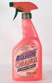 la awesome degreaser la s totally awesome orange all purpose degreaser 22 oz spray