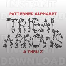 best 25 tribal letters ideas on cool letter fonts alphabet tribal